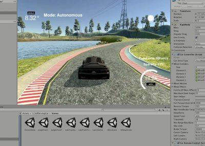Use Case 3.5: Path planning for autonomous steering